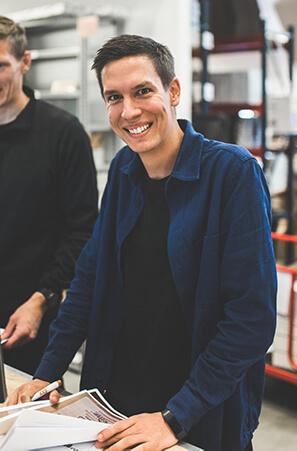 Isak Samuelsson
