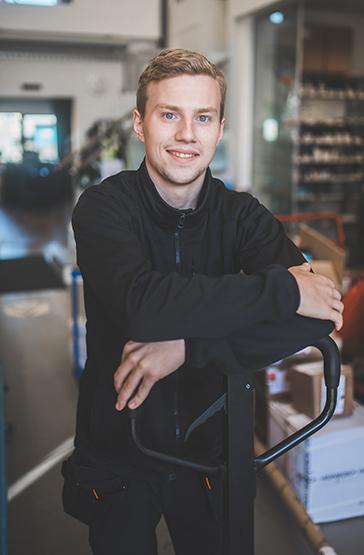 Felix Lundqvist