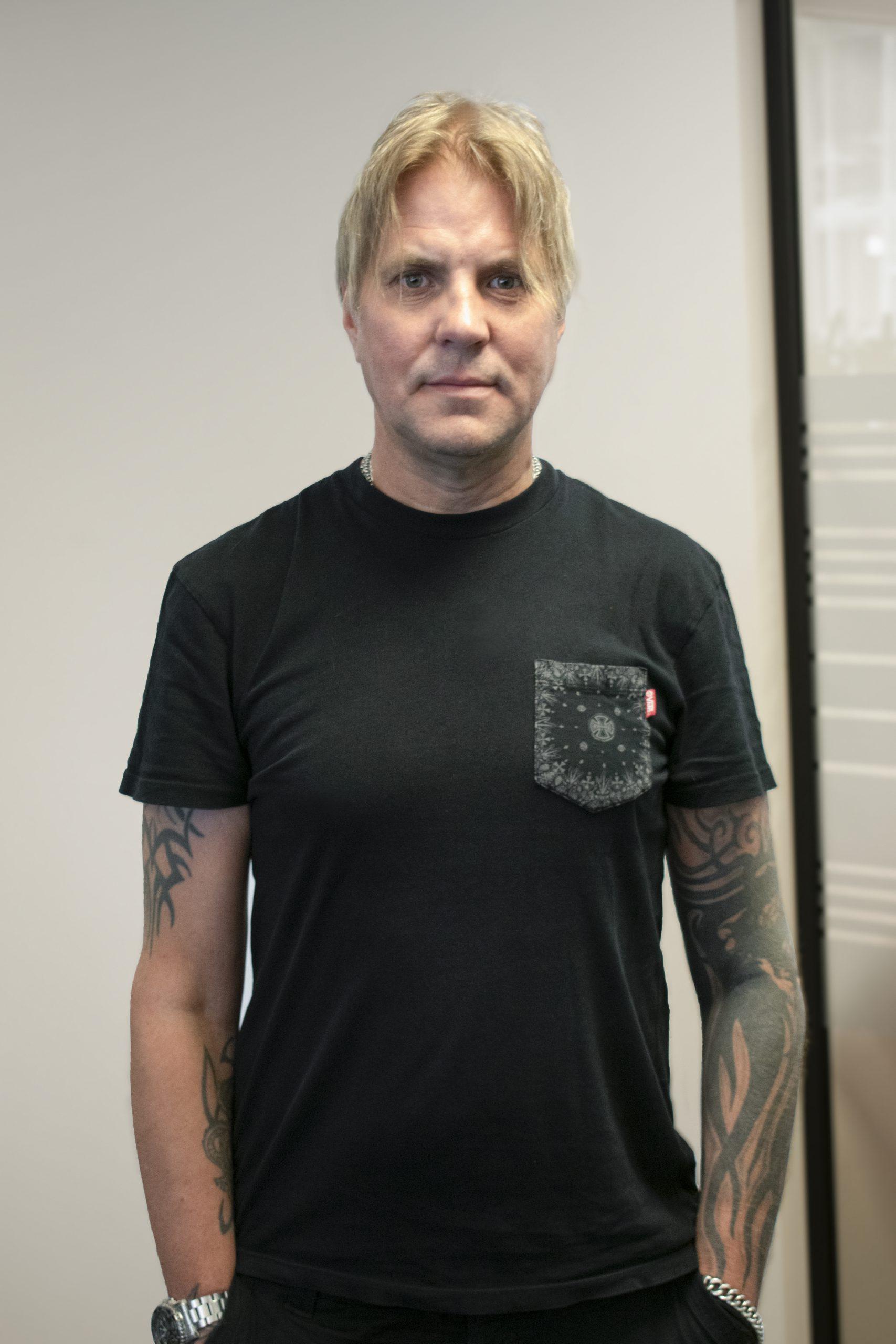 Johan Seibaek